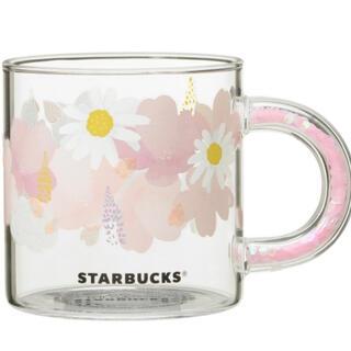 スターバックスコーヒー(Starbucks Coffee)のスタバ スターバックス マグカップ グラス さくら(マグカップ)