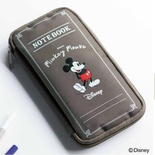 ミッキーマウス(ミッキーマウス)のスプリング 10月号付録 ミッキーマウス マルチポーチ(ポーチ)