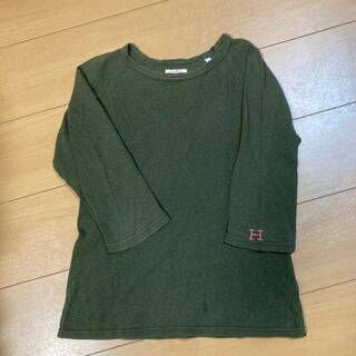ハリウッドランチマーケット(HOLLYWOOD RANCH MARKET)のハリウッドランチマーケット七部丈Tシャツ(Tシャツ(長袖/七分))