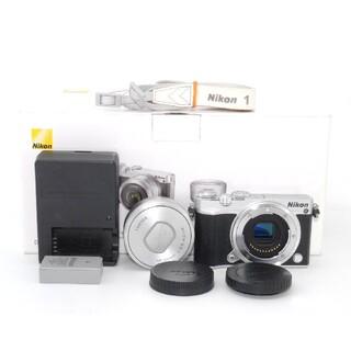 Nikon - Wi-Fi機能付き!Nikon 1 J5 パワーズームレンズキット