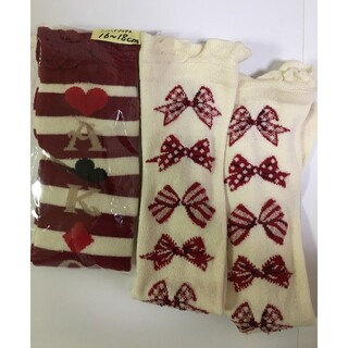 Shirley Temple - ●シャーリーテンプル  靴下 17