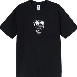 NIKE - stussy nike コラボ Tシャツ トップス