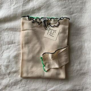 ロンハーマン(Ron Herman)の新品タグ付 Baserange カットソー ベースレンジ(カットソー(長袖/七分))