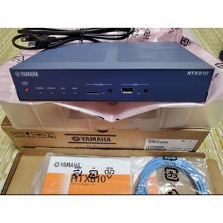 ヤマハ(ヤマハ)のYamaha RTX810 VPNルーター(PC周辺機器)