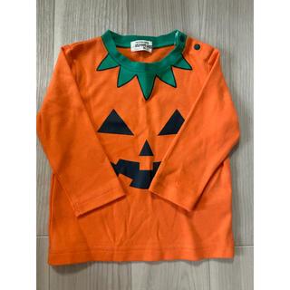 ハロウィン かぼちゃTシャツ