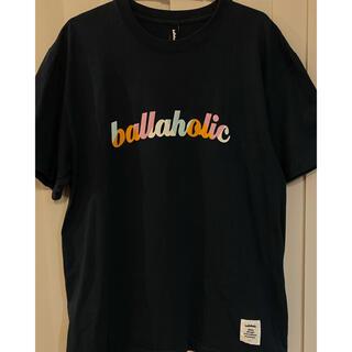 ballaholic  Tシャツ L ネイビー