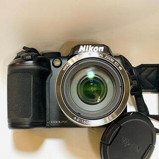 Nikon - ニコン クールピクス B500 coolpix ブラック