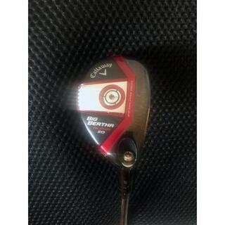 キャロウェイゴルフ(Callaway Golf)のBIG BERTHA ALPHA 815 4U(クラブ)