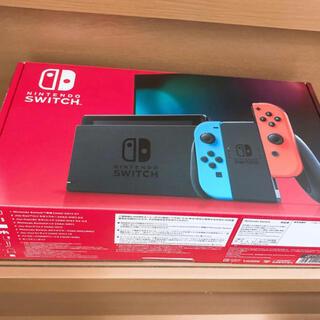 【中古品】任天堂Switch ネオン