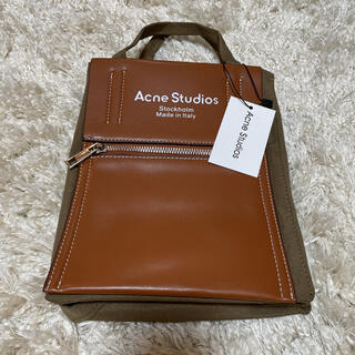 ACNE - 新色 Acne Studios Baker Out ショルダーバッグ S
