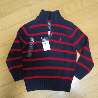 ポロラルフローレン(POLO RALPH LAUREN)のラルフローレン 綿100% セーター ニット キッズ(ニット)
