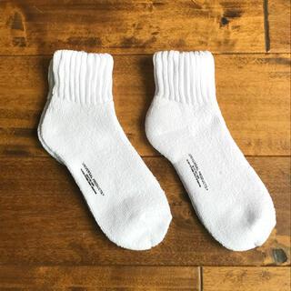 1LDK SELECT - 【新品未使用品・2足セット】UNIVERSAL PRODUCTS ソックス 靴下