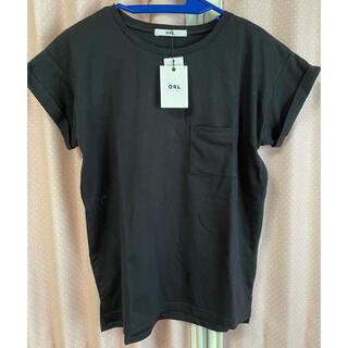 グレイル(GRL)のGRL 黒Tシャツ(Tシャツ/カットソー(半袖/袖なし))