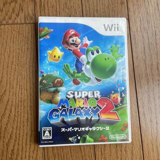 Wii - Wii ソフト スーパーマリオギャラクシー2