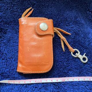 レッドムーン(REDMOON)のレッドムーン ミニ ウォレット 財布 レザー コインケース(折り財布)