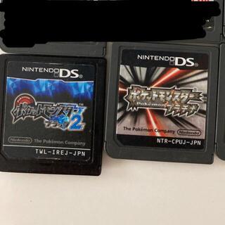 ニンテンドーDS - ポケットモンスター プラチナ ブラック2 ポケモン ds ソフト カセット