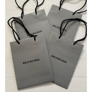Balenciaga - バレンシアガ  ショッパー4枚セット