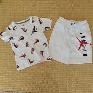 ナイキ(NIKE)のナイキ ジョーダン  Tシャツ ハーフパンツ(Tシャツ/カットソー)