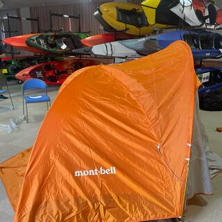 モンベル(mont bell)のモンベル クロノスキャビン2(テント/タープ)