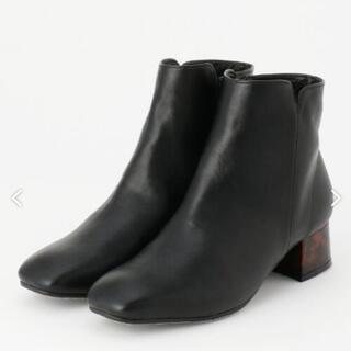 Feroux - 【新品未使用】ブーツ ブラック