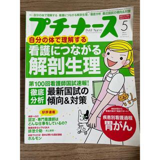 プチナース 2011  5月号(専門誌)