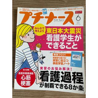 プチナース 2011  6月号(専門誌)