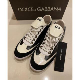 ドルチェアンドガッバーナ(DOLCE&GABBANA)のdolce&gabbana  メンズ  スニーカー 43(スニーカー)