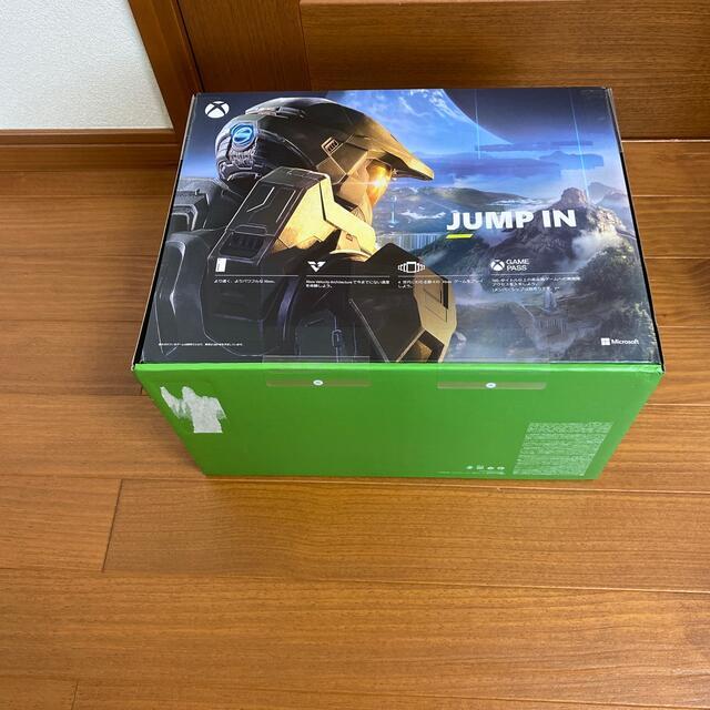 Xbox(エックスボックス)の新品未開封 Xbox Series X エンタメ/ホビーのゲームソフト/ゲーム機本体(家庭用ゲーム機本体)の商品写真