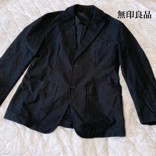 MUJI (無印良品) - テーラードジャケット