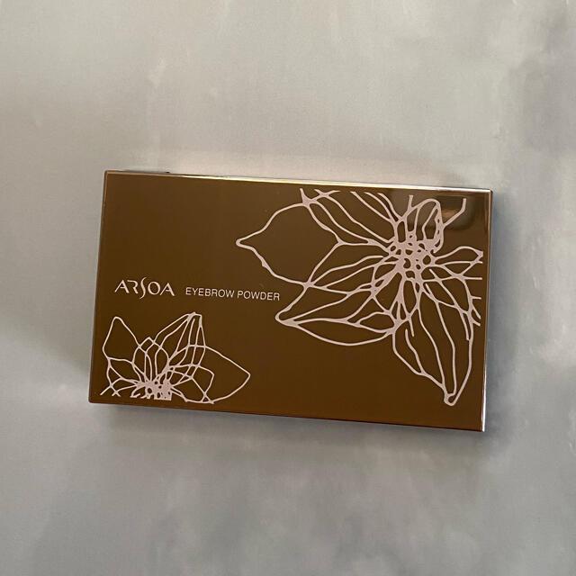 ARSOA(アルソア)のアルソア アイブロウパウダー 限定品 コスメ/美容のベースメイク/化粧品(パウダーアイブロウ)の商品写真