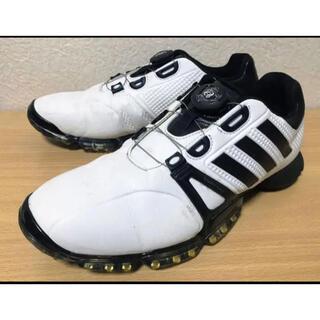 adidas - adidas アディダス POWERBAND TOUR Boa ゴルフシューズ