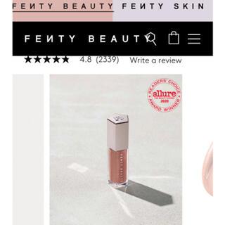 セフォラ(Sephora)のfenty beauty リップグロス lip gloss(リップグロス)