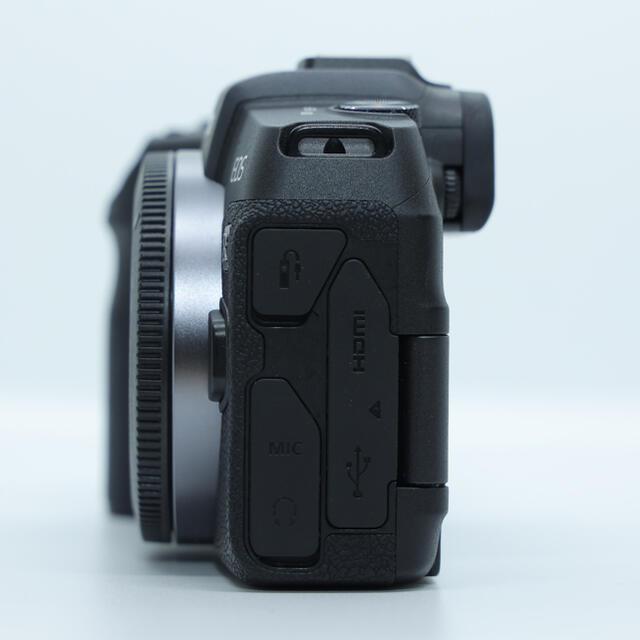 Canon(キヤノン)のCanon EOS RP ボディ 中古美品 ワンオーナー!社外バッテリー付 スマホ/家電/カメラのカメラ(ミラーレス一眼)の商品写真
