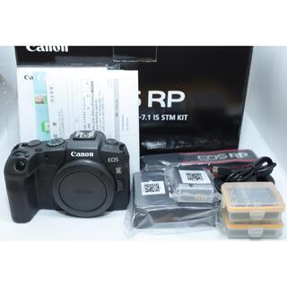 Canon - Canon EOS RP ボディ 中古美品 ワンオーナー!社外バッテリー付