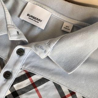 BURBERRY - バーバリー 10Y 140サイズ ポロシャツ