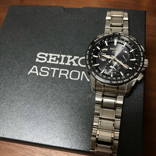 SEIKO - 美品 セイコーアストロン SEIKO ASTRON SBXB077