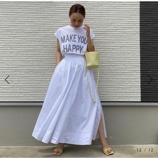 イエナスローブ(IENA SLOBE)のme. ロゴTシャツ(Tシャツ(半袖/袖なし))