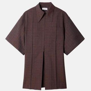 LE CIEL BLEU - IRENE ジップシャツ