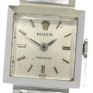ロレックス(ROLEX)のロレックス プレシジョン アンティーク  3408 レディース 【中古】(腕時計)