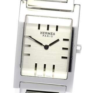 エルメス(Hermes)のエルメス タンデム  TA1.710 クォーツ メンズ 【中古】(腕時計(アナログ))