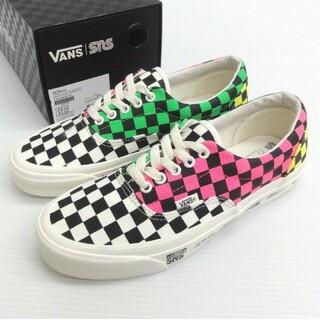 バンズボルト(VANS VAULT)の26cm バンズ Vans OG Era  LX Sneakersnstuff (スニーカー)