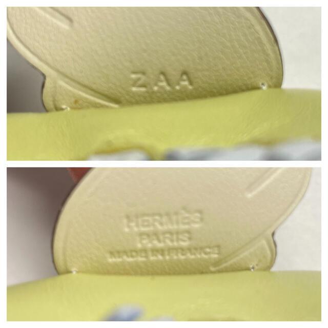 Hermes(エルメス)のエルメス ペガサス ロデオ PM Z刻印 ハンドメイドのファッション小物(バッグチャーム)の商品写真