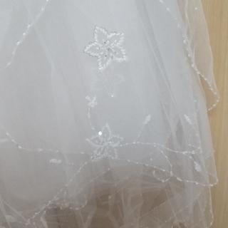 タカミ(TAKAMI)のウエディングベール ロングベール タカミブライダル(ヘッドドレス/ドレス)