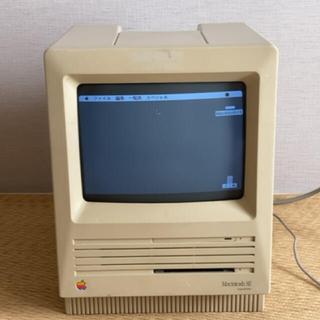 Apple - 【値下げ】Apple Macintosh SE