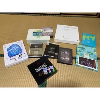 防弾少年団(BTS) - BTS 防弾少年団 バンタン CD DVD 会員特典