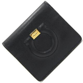 フェラガモ(Ferragamo)の フェラガモ カードケース ガンチーニ 22 C847(名刺入れ/定期入れ)
