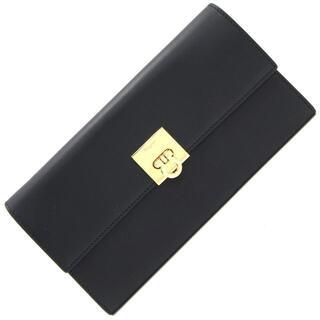 フェラガモ(Ferragamo)の フェラガモ 二つ折り長財布 ガンチーニ 22 9347(財布)