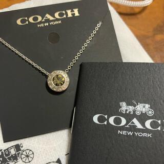 COACH - COACH コーチ、ネックレス、未使用