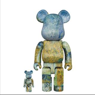 BE@RBRICK Van Gogh 100%&400% ベアブリック ゴッホ展(その他)