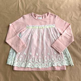 ビケットクラブ(Biquette Club)のビケットクラブ 長袖Tシャツ 110(Tシャツ/カットソー)